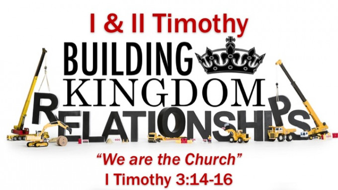 """Message 7: """"We are the Church"""""""