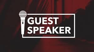 Guest Speaker: Benjamin Potter