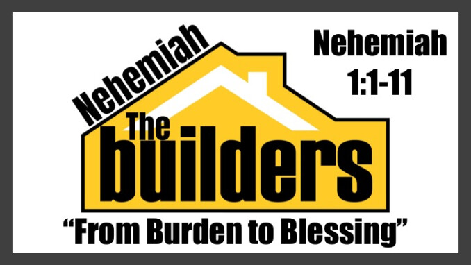 """Message 1: """"From Burden to Blessing"""""""